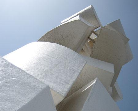 Monumento al campesino.