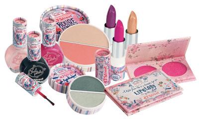 set maquillajeniñas