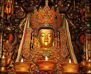 budismo tibet
