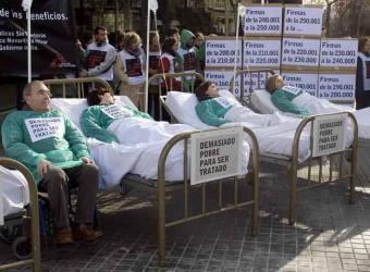 activistas de médicos sin fronteras miraloqueveo