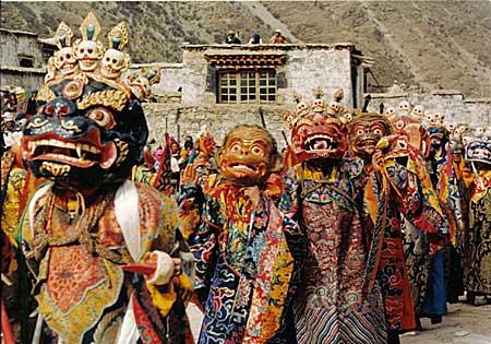 Tibet tradiciones