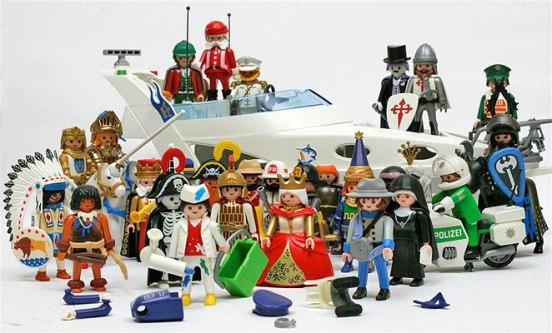 Clicks de Playmobil o Famobil