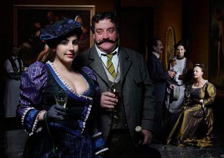 """Museo de Bellas Artes de Bilbao, """"Cien años de historia, diez siglos de arte"""" Gráfica"""