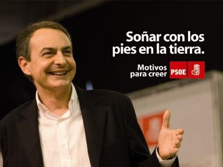 Cartel elecciones 2008 PSOE