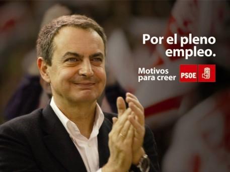 Cartel Elecciones PSOE