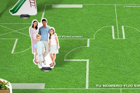 Vodafone en tu casa
