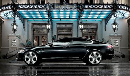 Jaguar XF nigel harniman