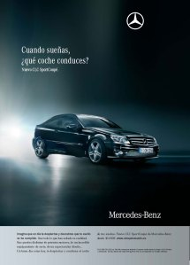 grafica mercedes clc sport coupe