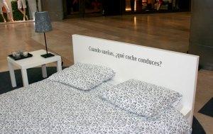 mercedes CLC camas en hoteles 1