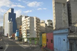 Sao Paulo cidade limpa despues