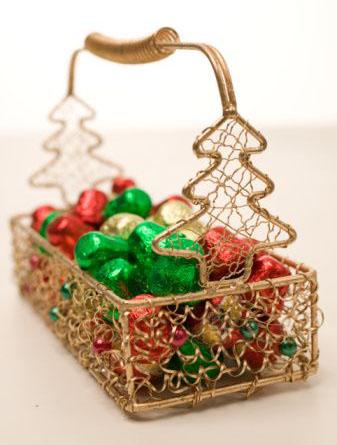 cesta Navidad