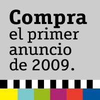 el primer anuncio de 2009