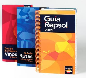 """Nueva Guía Repsol 2009, """"Elige bien quién te guía"""" 4 diciembre ..."""