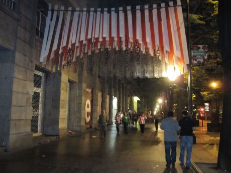 athletic bbk final copa gran via bilbao publicidad calle