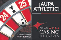 athletic gran casino nervion 13 mayo publicidad final copa