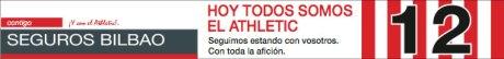 athletic seguros bilbao 14 mayo publicidad final copa