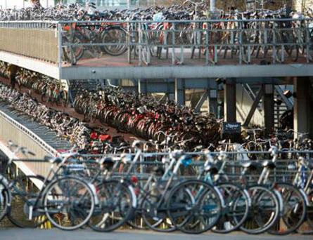 parking bici