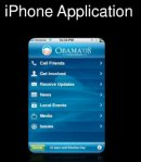rahaf iphone aplication yes we can obama