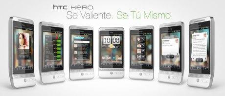 htc hero se valiente