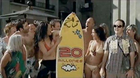 once sorteo extra verano 2009 como una ola